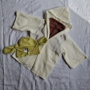 Toddler Yoda Star Wars Halloween costume